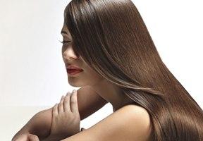 Кератиновое выпрямление 5500 руб на любую длину волос